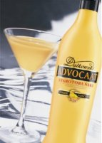 "Kyiv Factory of Sparkling Wines ""Stolichny"" presents the new egg liquor ""Advocaat""!"