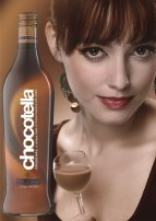 Kiev Sparkling Wine Factory presents Chocolate Nut liqueur Chocotella